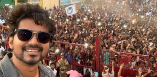 Thalapathy Vijay's Mass Selfie With His Fans From Sets Of 'Master' Goes Viral On The Internet
