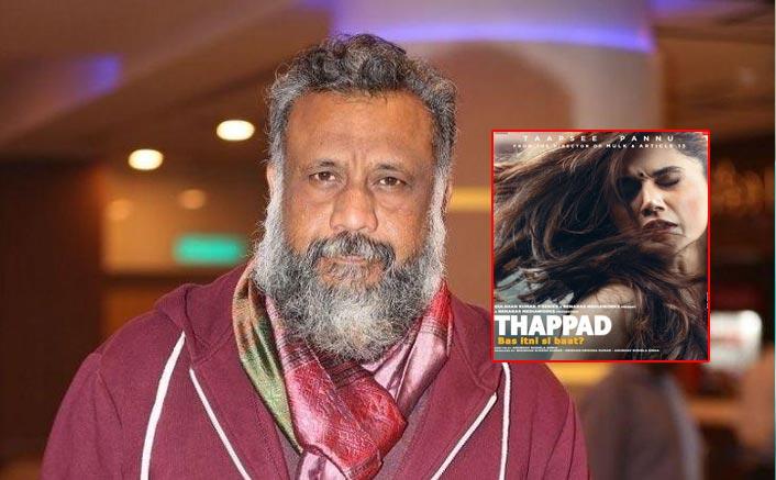 "Thappad Director Anubhav Sinha: ""I Am No Longer Aiming For A Rs 100-Crore Box Office"""
