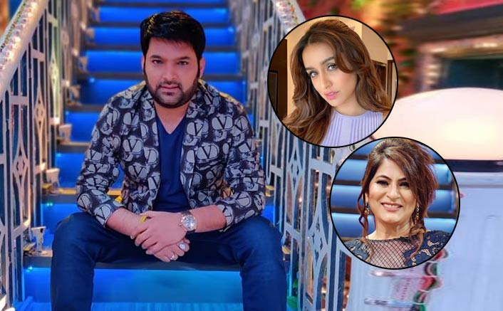 The Kapil Sharma Show: Kapil Takes A Dig At Shraddha Kapoor For Learning Abuses From Archana Puran Singh