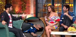 The Kapil Sharma Show: Kartik Aaryan FAINTS On Sets, What Went Wrong?