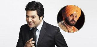 The Kapil Sharma Show: Krushna Abhishek Takes A Dig At Navjot Singh Sidhu Yet Again! WATCH