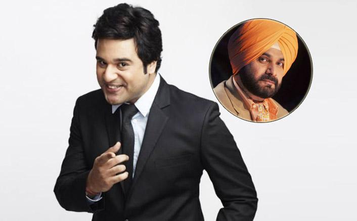 The Kapil Sharma Show: Krushna Abhishek Takes A Dig At Navjot Singh Sidhu Yet Again! WATCH