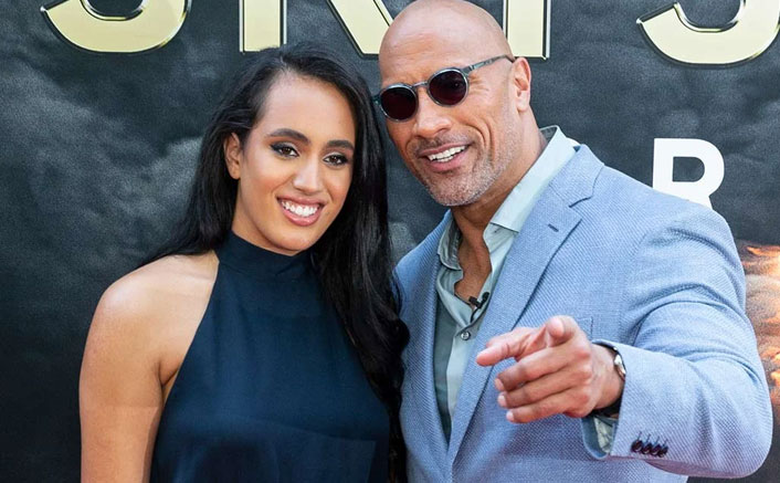 "Dwayne Johnson On His Daughter Simone Johnson Continuing Legacy With WWE Training: ""It Means The World To Me"""