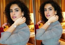"""""""This year, I'm happy to be working"""", Sanya Malhotra ecstatic for having a working birthday"""