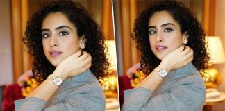 """This year, I'm happy to be working"", Sanya Malhotra ecstatic for having a working birthday"