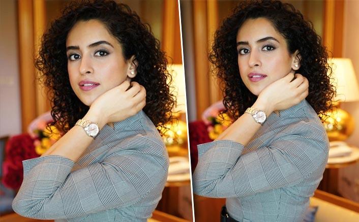 "Sanya Malhotra On Her Birthday Plans: ""I Don't Have Much Time"""