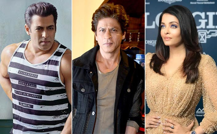 #ThrowbackThursday: When Shah Rukh Khan Removed Aishwarya Rai From His Film Because Of Salman Khan