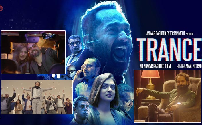 Trance Trailer: Fahadh Faasil & Nazriya Nazim Leave Us Baffled With Their Upcoming Psychological Thriller!