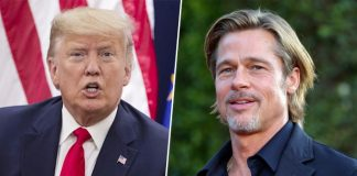 Trump's son blames 'smug elitists' like Brad Pitt for Oscars low ratings