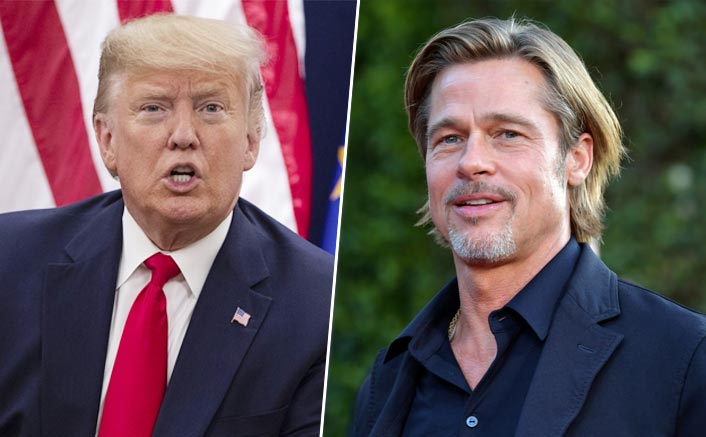 US President Donald Trump's Son Blames Brad Pitt For Oscars 2020 Low Ratings, Calls Him 'Smug Elitist'