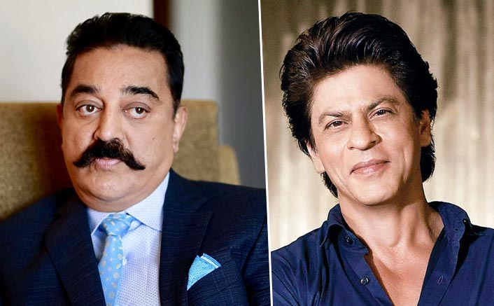 #TuesdayTrivia: Shah Rukh Khan Got Something Very Unusual As The Pay For His Cameo In Kamal Haasan Starrer