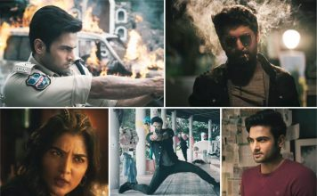 'V' Teaser: Nani As Complete Badass Steals The Show In This High Octane Action Entertainer