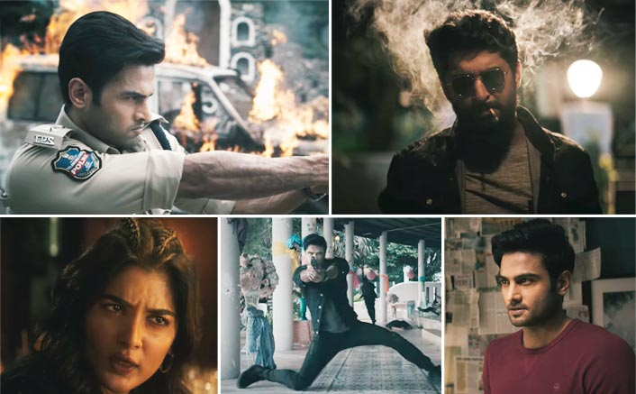 'V' Teaser: Nani As A Complete Bada** Steals The Show In This High Octane Action Entertainer