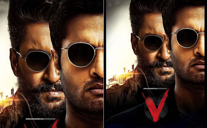 'V' Update: Teaser Of Nani & Sudheer Babu's Action Thriller To Release On THIS Date