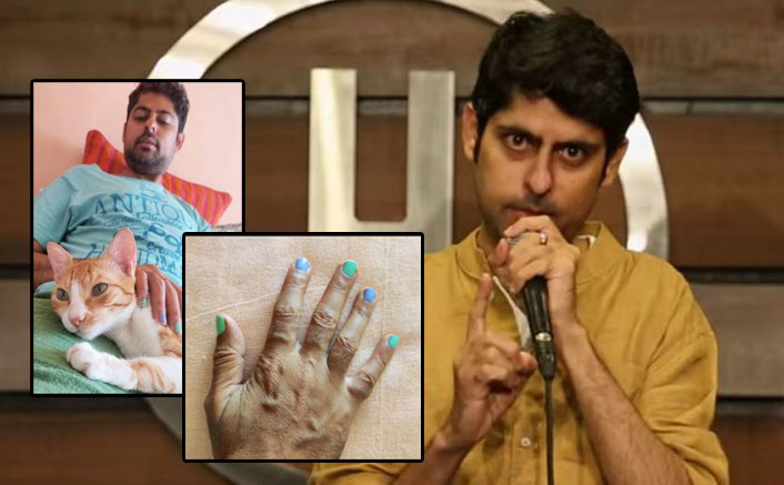 Varun Grover Is Enjoying Wearing Nail Paint, Here's What he Has To Say
