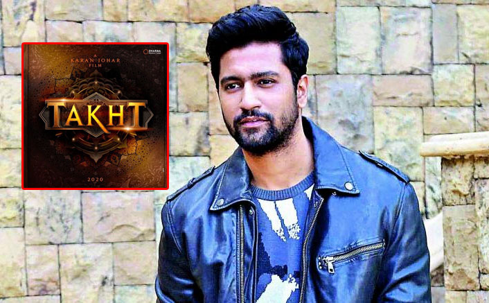 "Vicky Kaushal On Takht: ""The Makers Have Their Own Pressure To Make The Narrative As True..."""