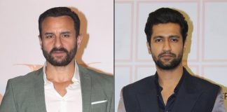 Vicky Kaushal reveals he is a huge admirer of Saif Ali Khan's style