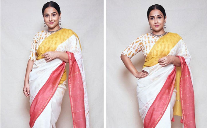 "Vidya Balan: ""Female Actors Have Been More Vocal.. Male Don't Open Their Mouths"""