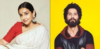 "Vidya Balan Supports His Kismat Konnection Co-Star Shahid Kapoor's 'Kabir Singh: ""I Don't People Know What Regressive Means"""