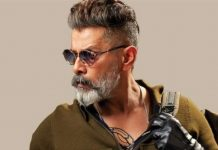 Vikram dons seven looks in upcoming film 'Cobra'