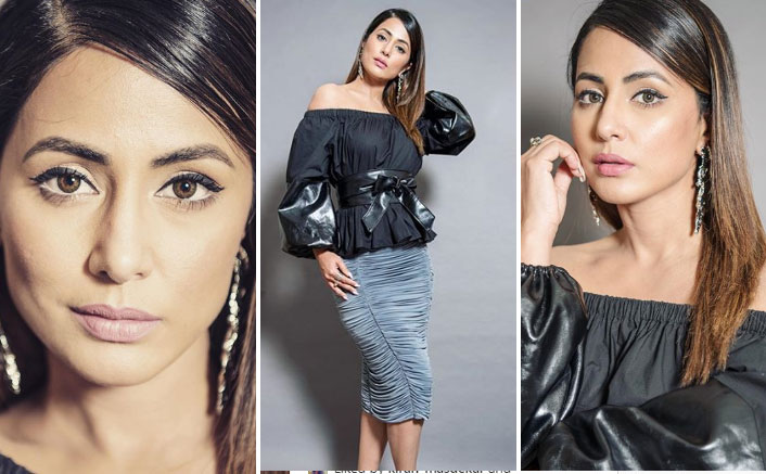 Want To Make An Impression For Your First Office Party? Take Notes From Hina Khan's Latest Fashionista Avatar!