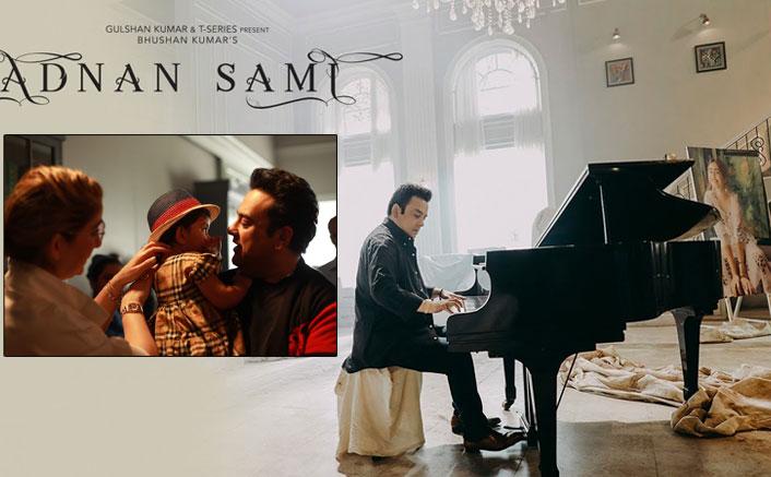 Adnan Sami's Daughter Cries On The Sets Of Tu Yaad Aya & The Reason Will Make You Go 'Aww'