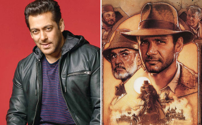 WHAT! Salman Khan To Soon Be Bollywood's Indiana Jones?