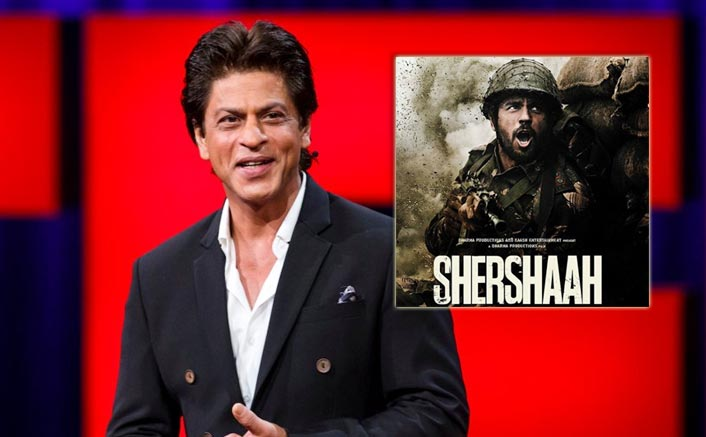 WHAT! Shah Rukh Khan A Part Of Shershaah? Already Shot A Cameo For The Sidharth Malhotra Starrer