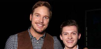When Spider-Man Met Star-Lord; Tom Holland & Chris Patt Talk About Their Bromance