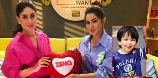 Will Taimur Ali Khan Star In Next Love Aaj Kal? Sara Ali Khan & Kareena Kapoor Khan Discuss Possibilities