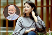 "Zaira Wasim's Indirect Dig At Narendra Modi: ""Raat Ko Sukoon Ki Neend Kaise Aajati Hai?"""