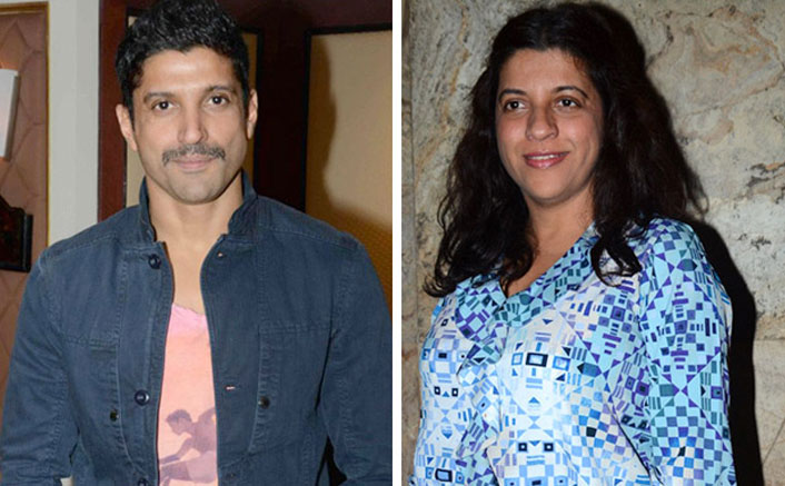 Zoya Akhtar Is Keen On Collaborating With Brother Farhan Akhtar For A Gangster Film
