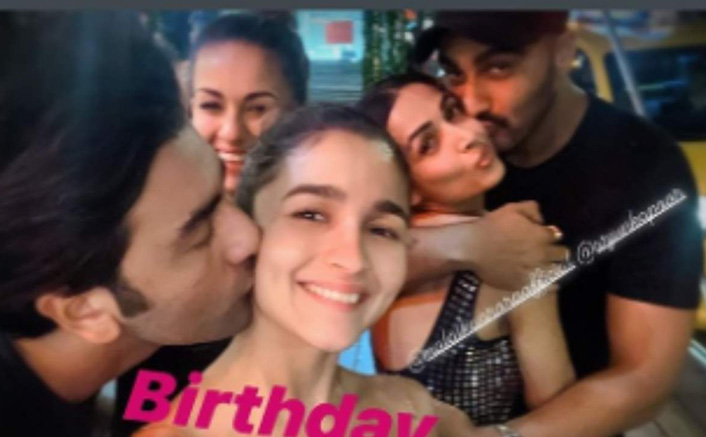 Soni Razdan's heartfelt message for Birthday girl Alia Bhatt