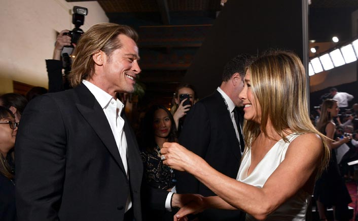Jennifer Aniston & Brad Pitt FINALLY To Make Their Relationship Official Through A Tell-All Interview?