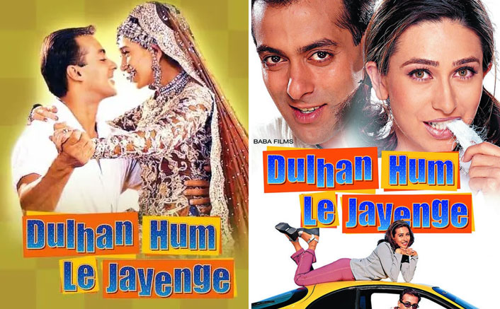 20 years of Salman Khan and Karisma Kapoor's Dulhan Hum Le Jayenge