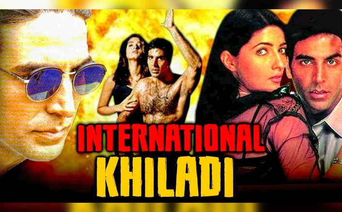21 Years Of Akshay Kumar-Twinkle Khanna's International Khiladi - Check Out The Facts & Box Office Outcome