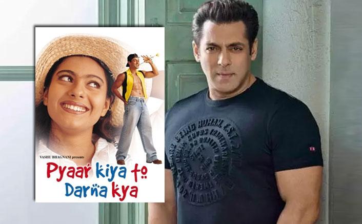 22 Years Of Pyaar Kiya To Darna Kya: When Salman Khan Won Hearts With His Shirtless Act & Defeated The Return Of Agnisakshi Team