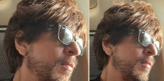 Shah Rukh Khan Treats Fans With A Handsome Selfie & A Colourful Holi Message!