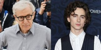 WHAT! Timothee Chalamet Badmouthed Woody Allen Just To Boost His Oscar Chances?
