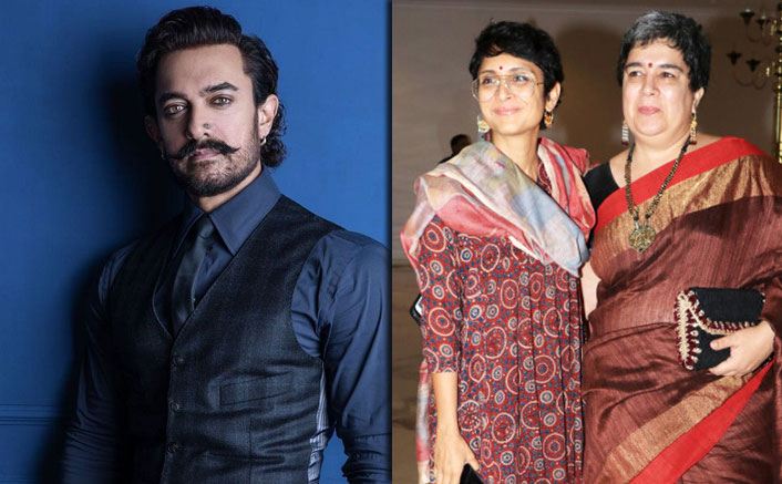 Aamir Khan Opens Up About Falling In Love With Kiran Rao Post Divorce With Reena Dutta, Calls Both Strong Women