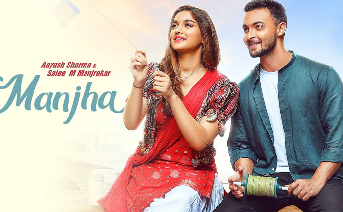 Aayush Sharma & Saiee Manjrekar's Romantic Single 'Manjha' Trends Globally