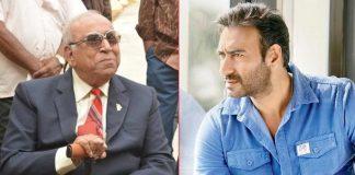 Ajay Devgn mourns the demise of football legend PK Banerjee