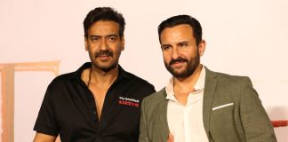 "Ajay Devgn's HILARIOUS Reply On Fallout With Tanhaji Co-Star Saif Ali Khan: ""I Hit Him, Broke His Legs…"""