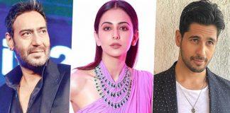 Ajay Devgn's Comedy Drama With Rakul Preet Singh & Sidharth Malhotra Gets THIS Title!