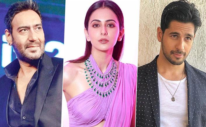Ajay Devgn's Next With Rakul Preet Singh & Sidharth Malhotra Titled As 'Thank God'