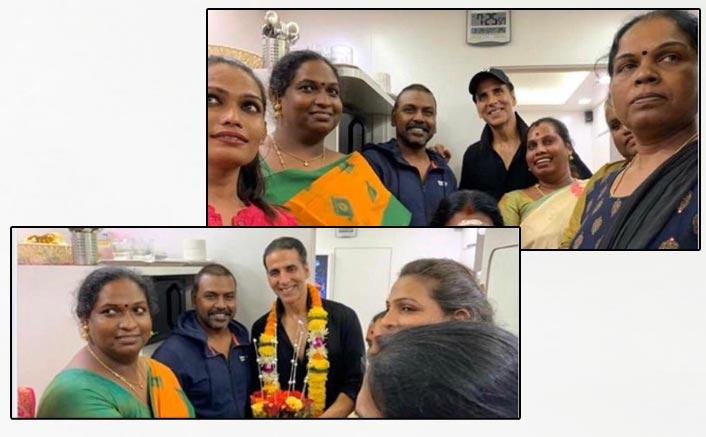 Akshay Kumar Donates 1.5 Crores To Help Building The 1st Transgender Building In Chennai