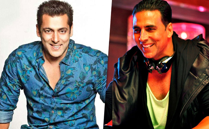 """Akshay Kumar Opens Up About Decade Long Career & ClashWith Salman Khan: """"This Isn't The First Clash Of My Career &….."""""""