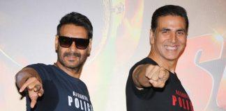Akshay Kumar & Ajay Devgn Have NO Rift Amidst Them, Urge Fans To Stop The Social Media War; See Video