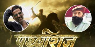 Akshay Kumar's Prithviraj Shoot STOPPED By Karni Sena, Director Chandra Prakash Gets Involved
