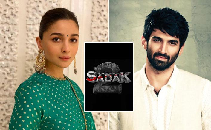 Sadak 2: Alia Bhatt-Aditya Roy Kapur Starrer Faces Coronavirus Wrath Too; Shoot Gets Halt!